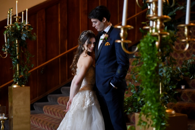 Beauty-and-the-Beast-Inspired-Wedding-MacArthur-Los-Angeles-43