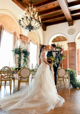 Beauty-and-the-Beast-Inspired-Wedding-MacArthur-Los-Angeles-79