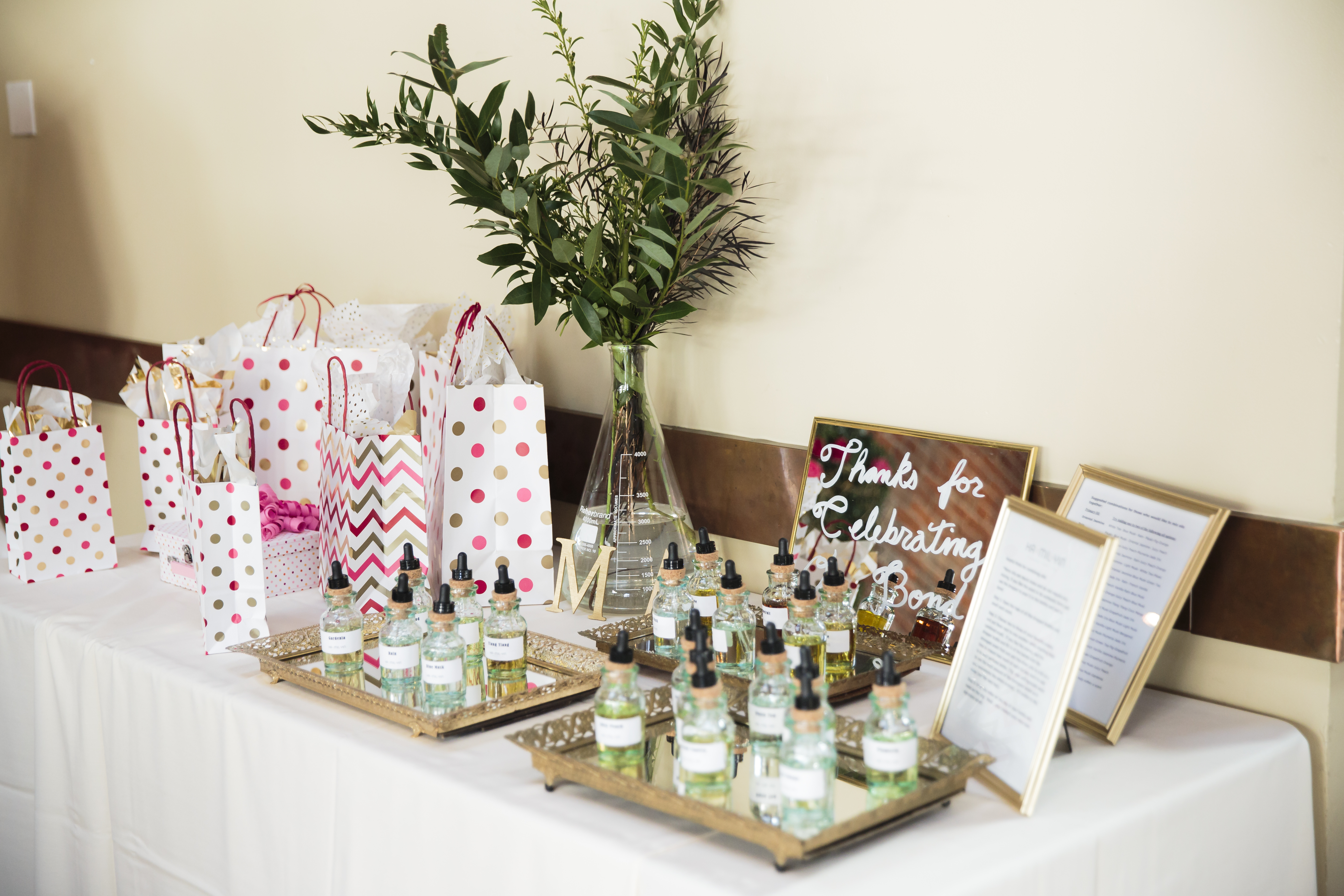 chemistry themed bridal shower los angeles wedding planner 23