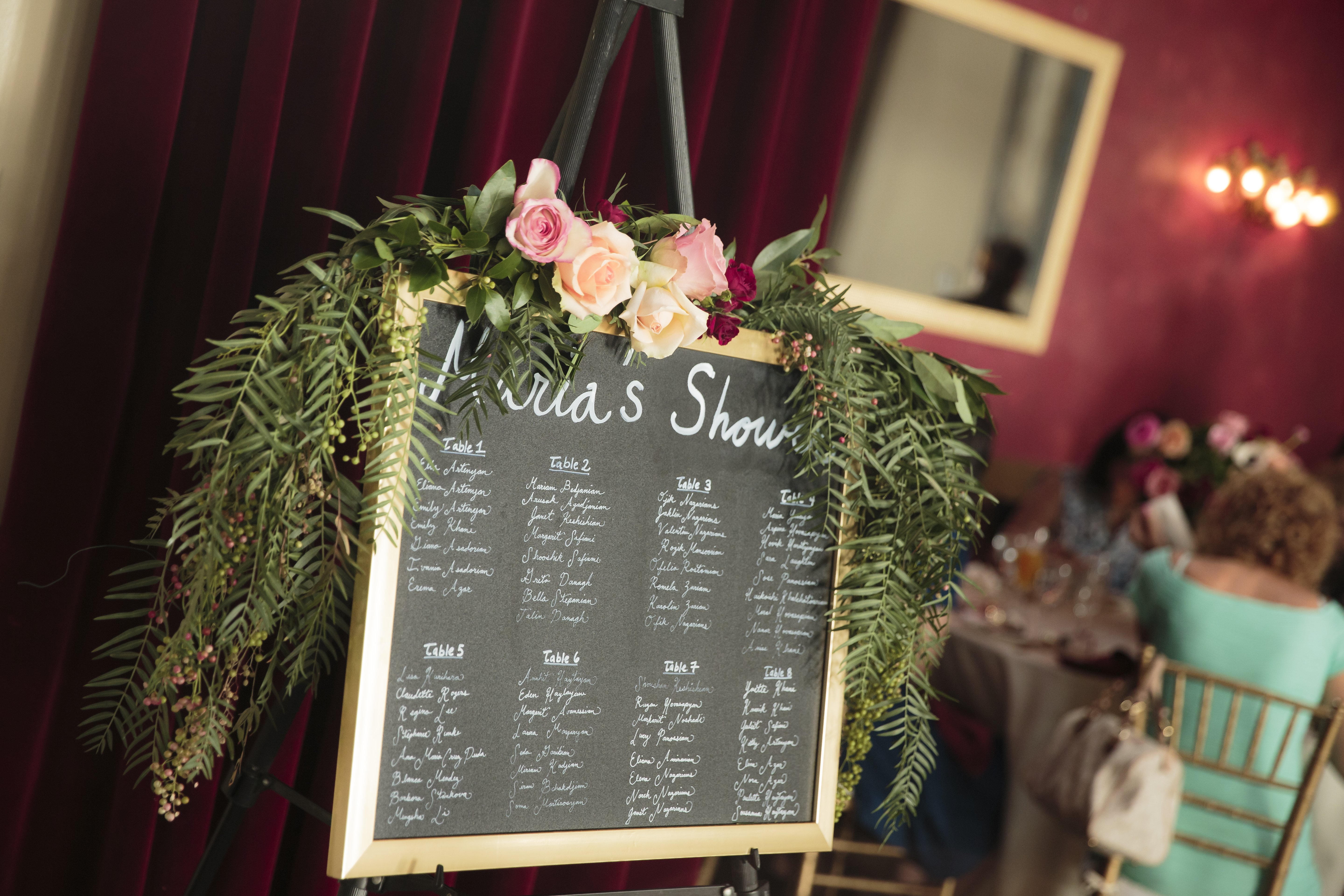 chemistry themed bridal shower los angeles wedding planner 31