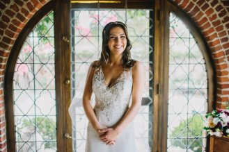 Hummingbird Nest Ranch Wedding - Armenian Bride