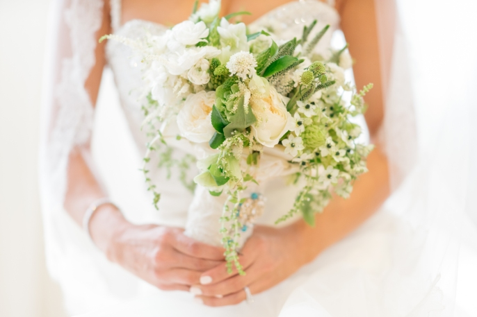 Armenian Wedding Bouquet