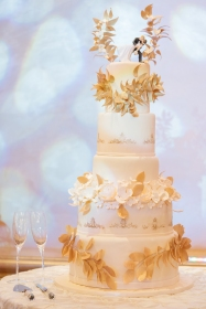 Armenian Wedding Cake