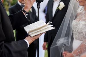 Hummingbird Nest Ranch Wedding - Jewish Wedding