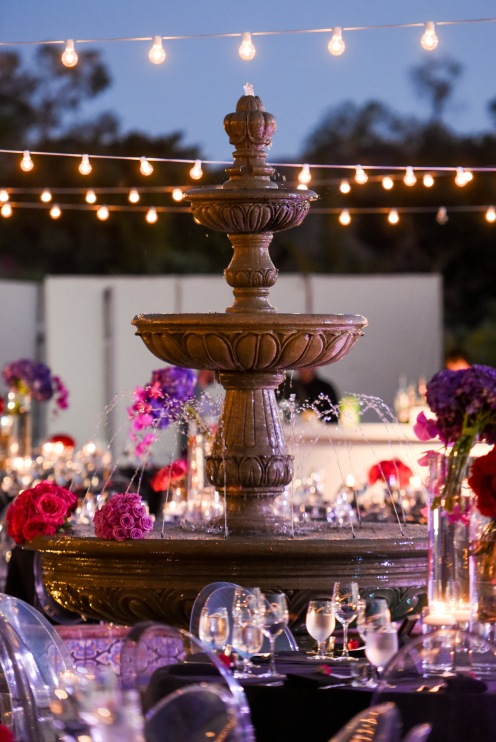 Hummingbird Nest Ranch Wedding - Modern Jewel Tones
