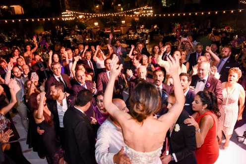 Hummingbird Nest Ranch - Jewish Wedding Reception