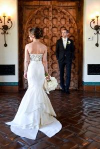 Hummingbird Nest Ranch Wedding - Bride and Groom